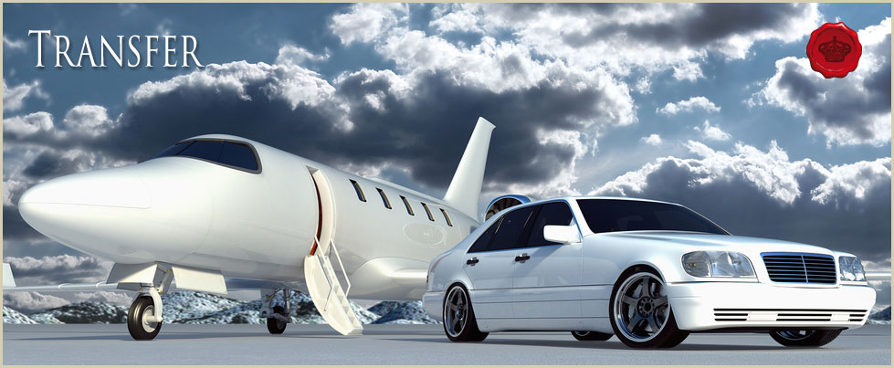 Airport transfers and transfers anywhere on the island of Ibiza and Formentera